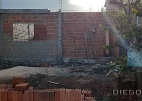 CONSTRUÇÃO INICIADA - VENDA - ACEITA PROPOSTA